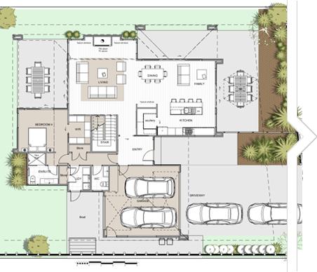 Idea Architecture Modern Contemporary House Design Tauranga
